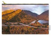 Artists Bluff Sunset Rainbow Carry-all Pouch