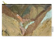 Artist's Brushstrokes Carry-all Pouch