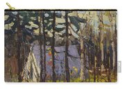 Artist's Camp, Canoe Lake, Algonquin Park Carry-all Pouch