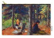 Artists In The Woods Carry-all Pouch