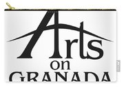 Arts On Granada Carry-all Pouch