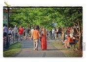 Arts Walk Carry-all Pouch