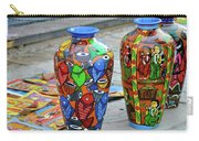 Artwork Large Vase Carry-all Pouch