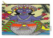 Matsya An Avatar Of Hundi God Vishnu  Carry-all Pouch