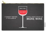 Wine Glasses 1 Carry-all Pouch