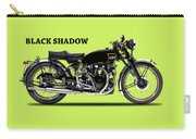 Vincent Black Shadow Carry-all Pouch