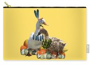 Thanksgiving Indian Ducks Carry-all Pouch