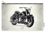 Indian Chief Roadmaster 1953 Carry-all Pouch