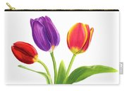 Tulip Trio Carry-all Pouch