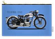 Triumph Tiger 100 1939 Carry-all Pouch
