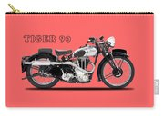 Triumph Tiger 90 1937 Carry-all Pouch