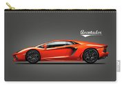 The Lamborghini Aventador Carry-all Pouch