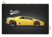 The Lamborghini Diablo Carry-all Pouch