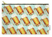 Beer Pattern Carry-all Pouch