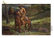 Jim Bridger - Mountain Man - Frontiersman - Trapper - Wyoming Landscape Carry-all Pouch