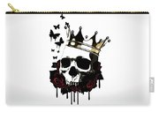 El Rey De La Muerte Carry-all Pouch