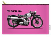 Triumph Tiger 80 1937 Carry-all Pouch