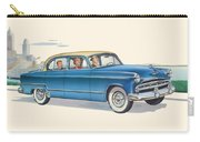 1953 Dodge Coronet - Square Format Image Carry-all Pouch