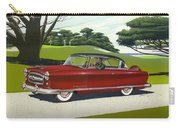 1953 Nash Rambler - Square Format Image Picture Carry-all Pouch