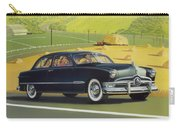 1950 Custom Ford - Square Format Image Picture Carry-all Pouch