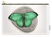 Mito Awareness Butterfly- A Symbol Of Hope Carry-all Pouch