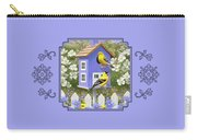 Goldfinch Garden Home Carry-all Pouch