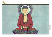 Electric Buddha Carry-all Pouch