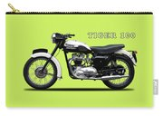 Triumph Tiger 110 1959 Carry-all Pouch