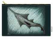 Sawfish Carry-all Pouch
