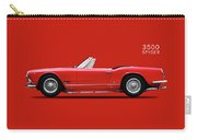 The Maserati 3500 Carry-all Pouch