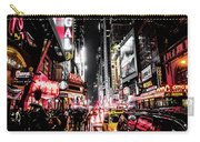 New York City Night II Carry-all Pouch