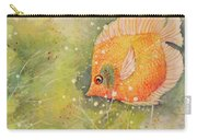 Beautiful Exotic Butterfly Fish Carry-all Pouch