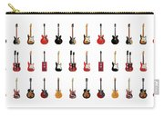 Guitar Icons No1 Carry-all Pouch