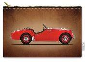 Triumph Tr3a 1959 Carry-all Pouch