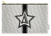 Star Of The Show Art Deco Monogram Carry-all Pouch