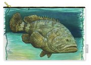 Goliath Grouper Carry-all Pouch