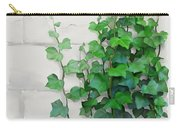 Vines By The Wall Carry-all Pouch