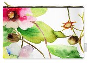Flowers 03 Carry-all Pouch