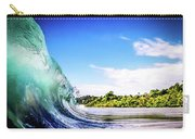 Tropical Wave Carry-all Pouch