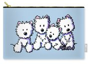 Kiniart Pocket Pawsse Carry-all Pouch