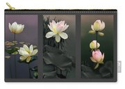 Lotus Collection II Carry-all Pouch