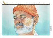 Bill Murray Steve Zissou Life Aquatic Carry-all Pouch