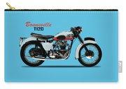 1959 T120 Bonneville Carry-all Pouch