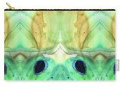 Abstract Art - Calm - Sharon Cummings Carry-all Pouch