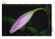 Lovely Lilies Sleeping Bloom Carry-all Pouch