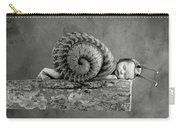 Julia Snail Carry-all Pouch by Anne Geddes