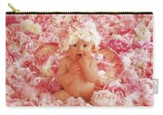 Peony Angel Carry-all Pouch by Anne Geddes