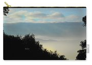 Timberholm Inn Morning View Stowe Vt Carry-all Pouch