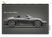 The Boxster Carry-all Pouch