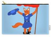 Reynard The Fairy Tale Fox Carry-all Pouch